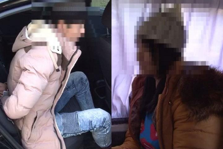 Курские наркополицейские споличным задержали закладчиков героина