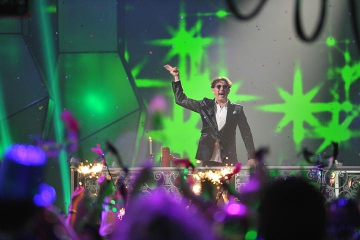 Бразилец Жулио Баптиста вынесет на сцену главный трофей «турнира чемпионов»