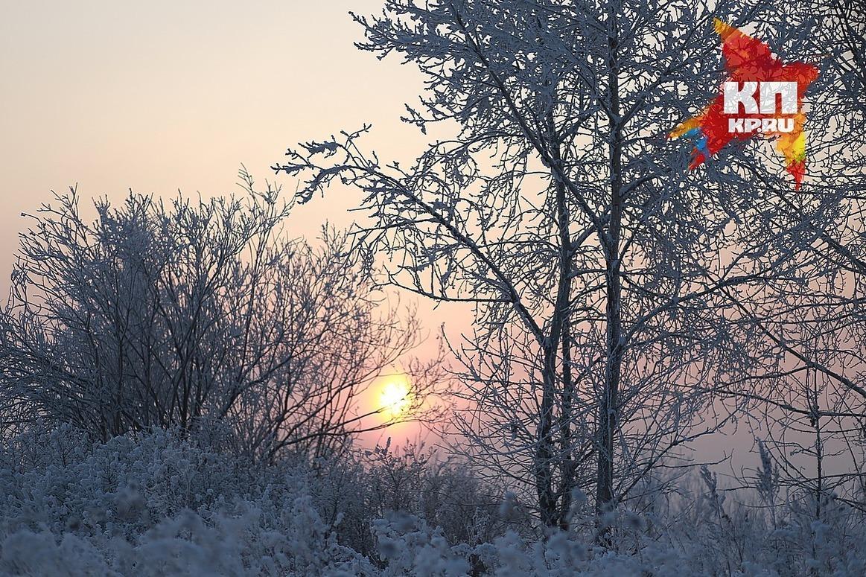 Погода на выходные в Красноярске: морозец начнет понемногу ослабевать