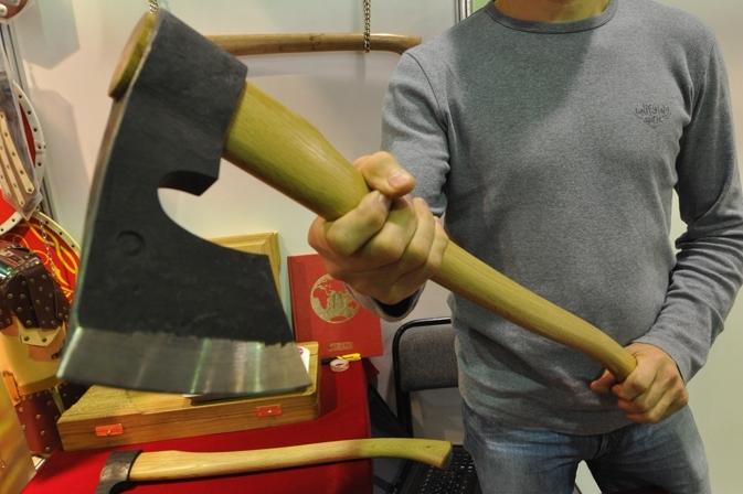 ВУспенском районе пенсионер зарубил своего сына