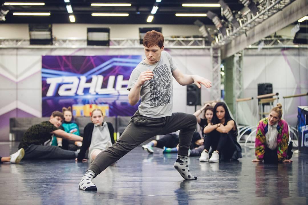 Стас Пономарев только в 17 лет понял, что хочет посвятить танцам всю свою жизнь Фото: vk.com/tramper