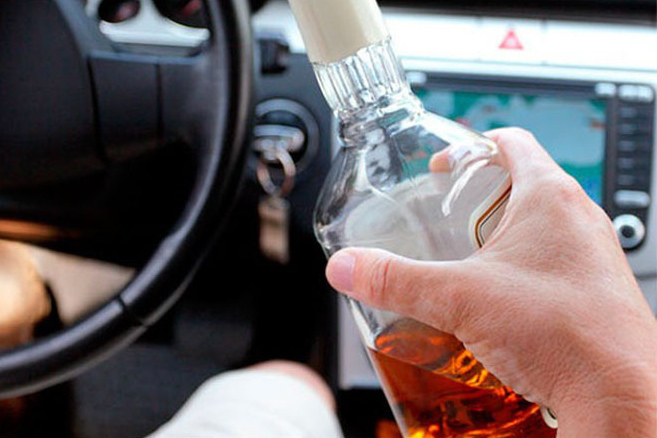 По неофициальной информации, чиновника поймали пьяным за рулем