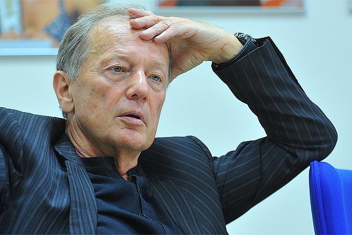 Месяц назад Михаил Задорнов признался, что ему предстоит борьба с онкологическим заболеванием.