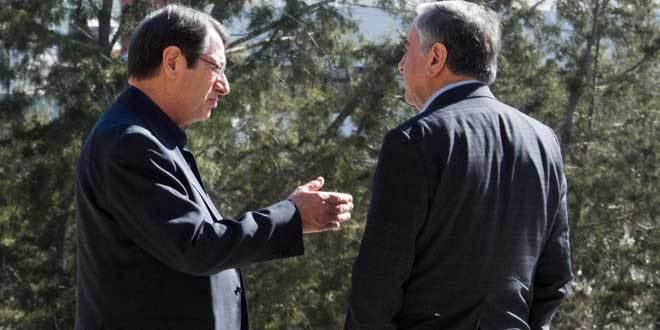 Лидеры разделенного Кипра