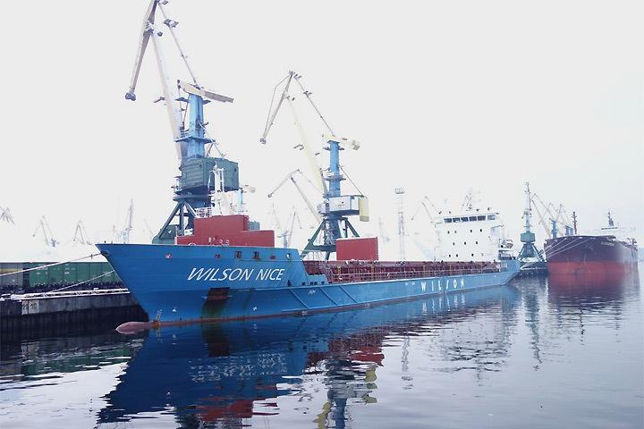 Теплоход «Wilson Nice» доставил восемь тысяч тонн железной руды в Мурманск. Фото: с сайта mvestnik.ru