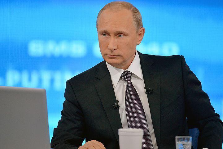 Число граждан России, одобряющих деятельность президента, достигло 86%. Фото: Алексей Дружинин/пресс-служба президента РФ/ТАСС