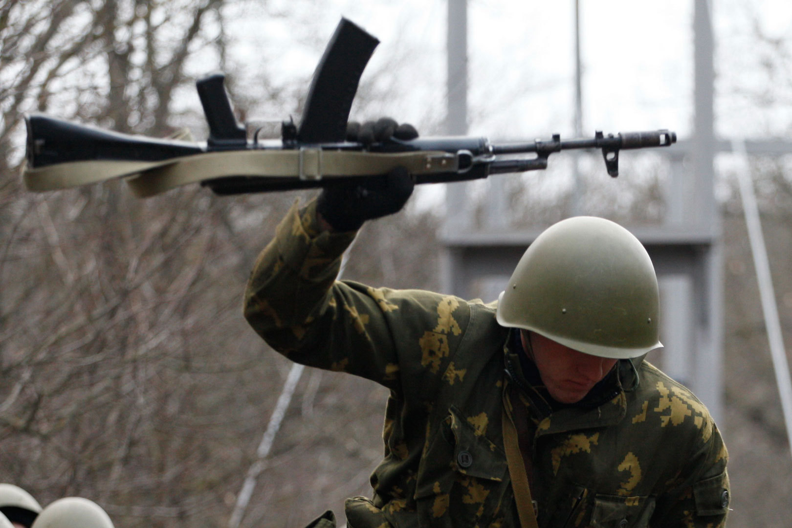 ВИнгушетии убиты двое боевиков ипогибли двое служащих спецназа ФСБ— НАК