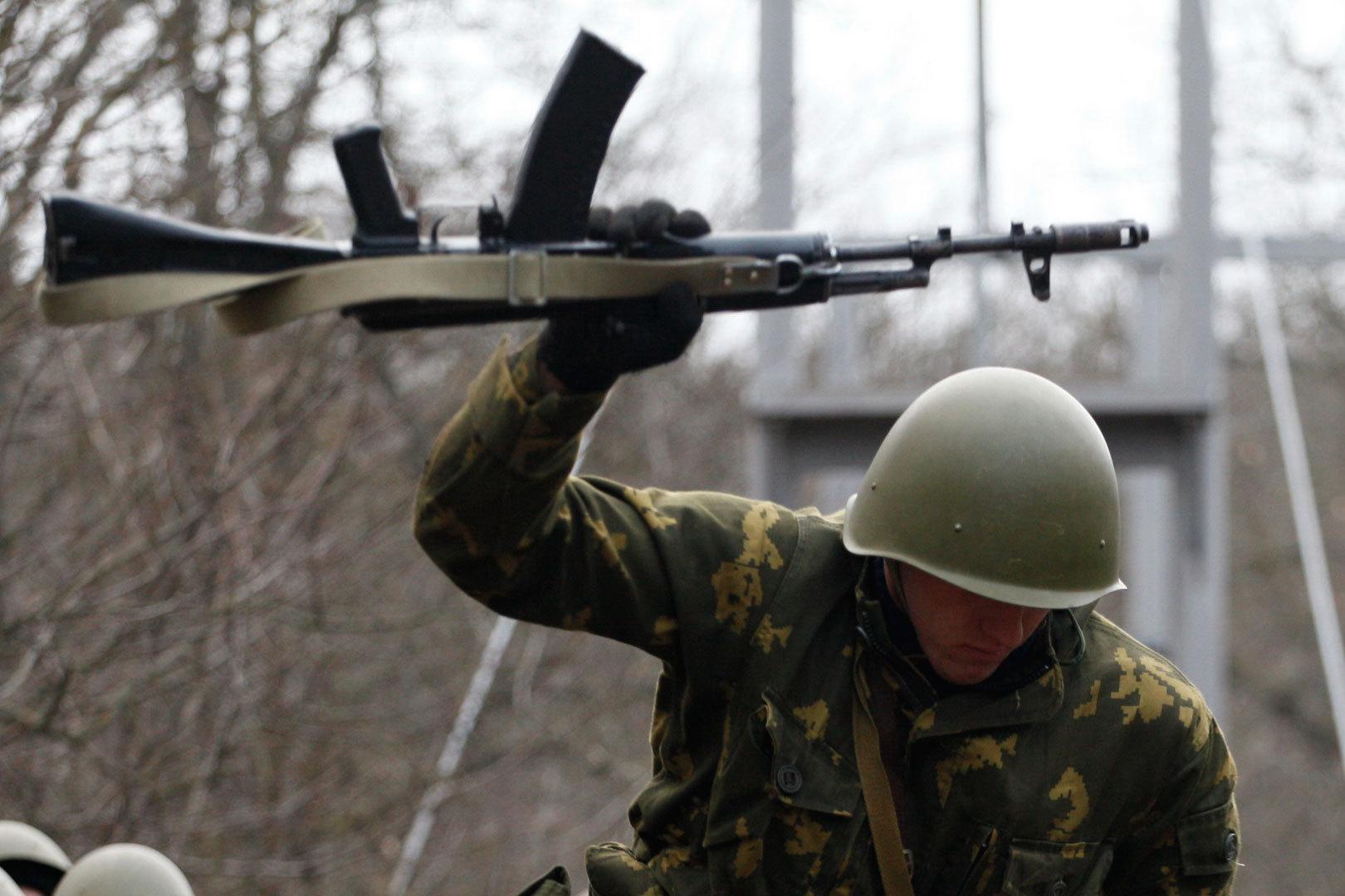 В центре Назрани в тяжелом бою с террористами погибли два спецназовца