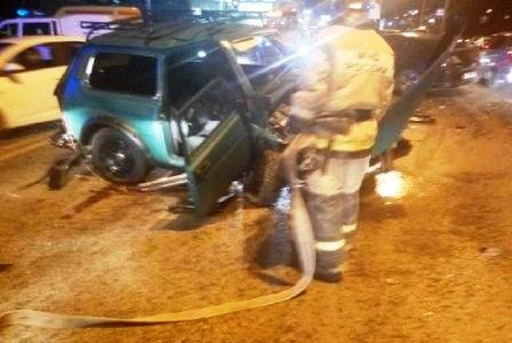 26-летний йошкаролинец умер встрашном ДТП стремя авто
