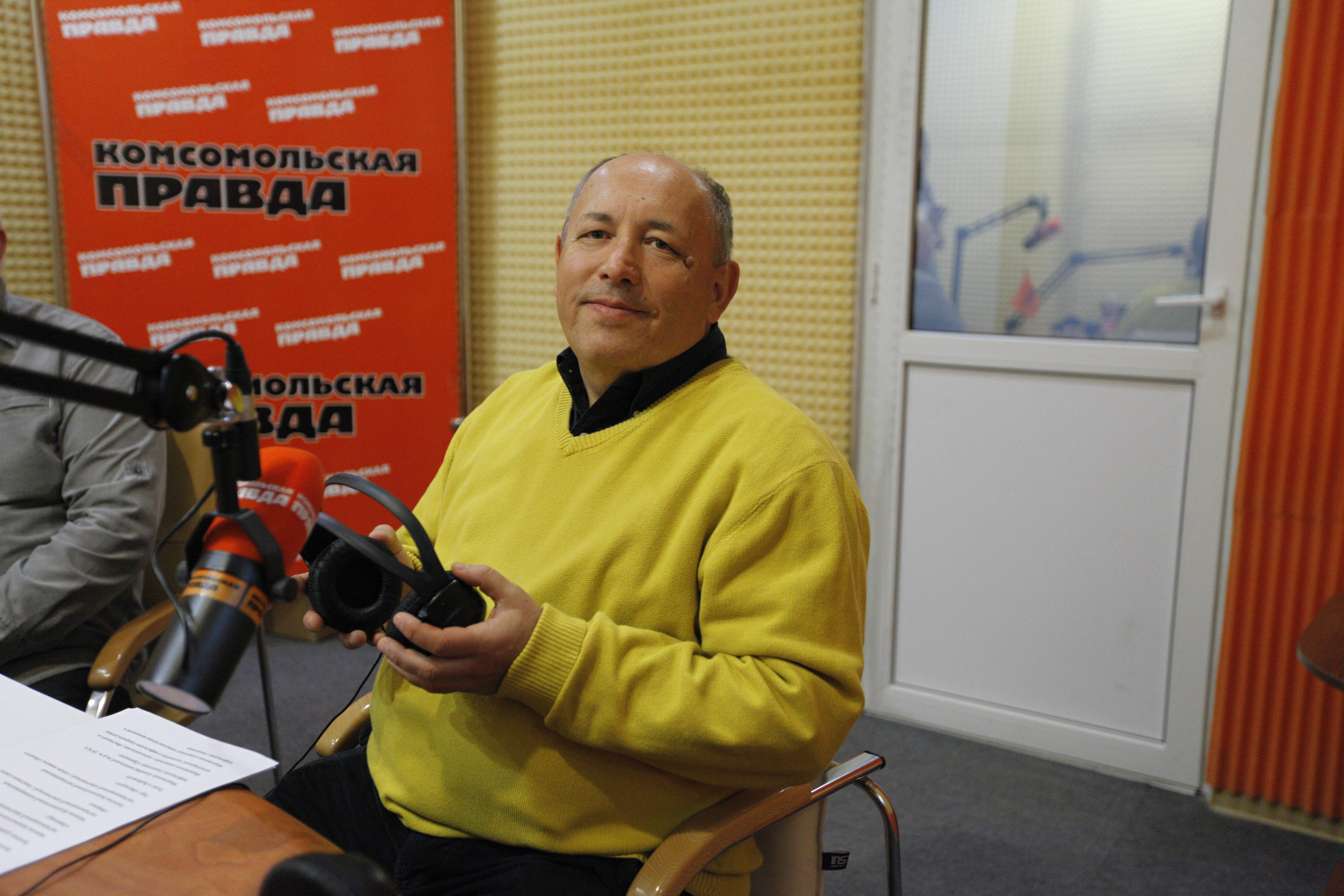 Генеральный директор, Кандидат технических наук, заслуженный работник пищевой индустрии РФ Сергей Владимирович Анисимов