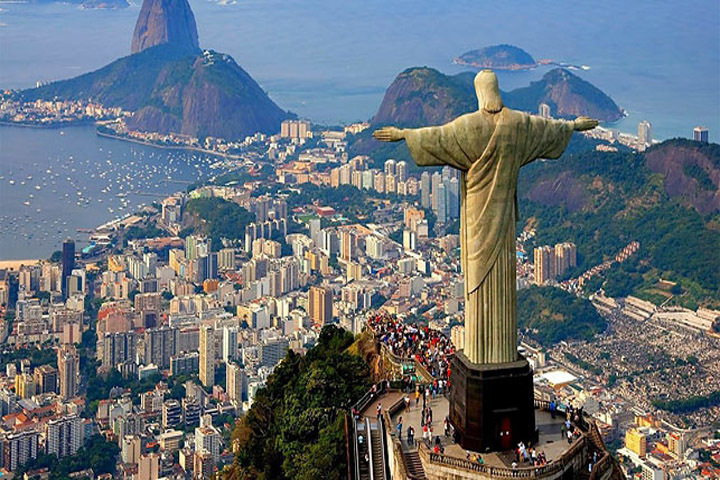 С 25 ноября между Беларусью и Бразилией начнет действовать безвизовый режим Фото:belta.by