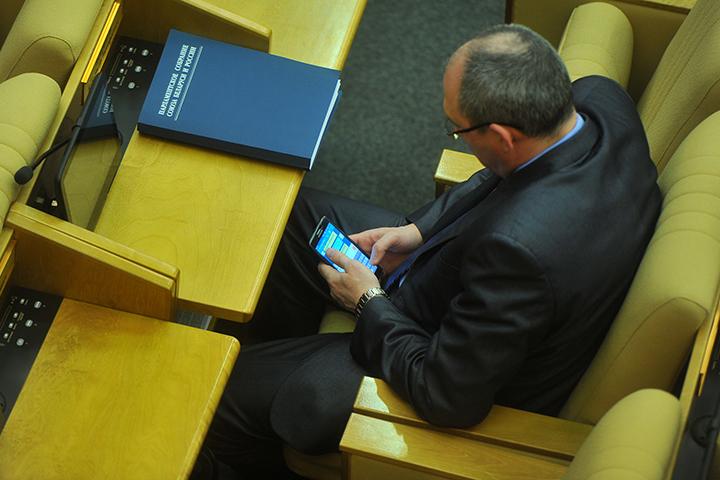 В Российской Федерации чиновники будут отчитываться о собственных аккаунтах в социальных сетях
