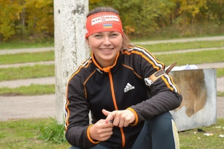 Украинская биатлонистка будет выступать под молдавским флагом (Фото: biathlon.sport.ua).