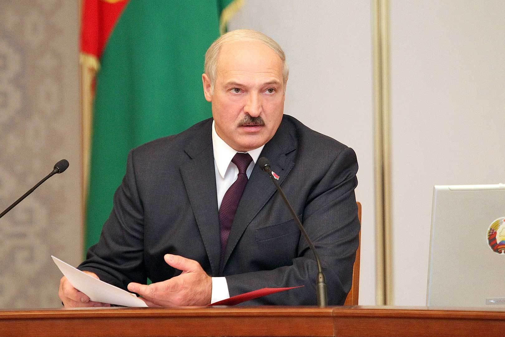 Александр Лукашенко - главе правительства Словакии: Вы сделали немало, чтобы у нас с ЕС были нормализованы отношения. ФОТО: БелТА