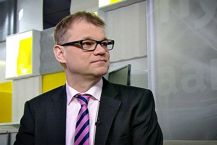 Премьер-министр Финляндии Юха Сипиля. Фото: с сайта yle.fi