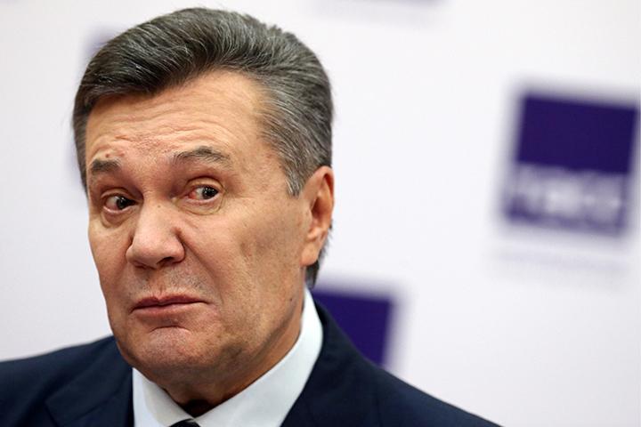 Указа орасстреле «майдана» небыло— Янукович