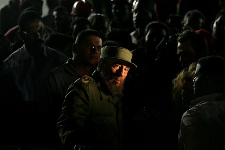 Сестра Фиделя Кастро отказалась ехать напохороны команданте