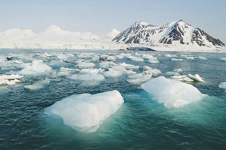 В планах России - присоединение хребта Ломоносова и других участков морского дна, а также зоны Северного полюса. Фото: с сайта strf.ru
