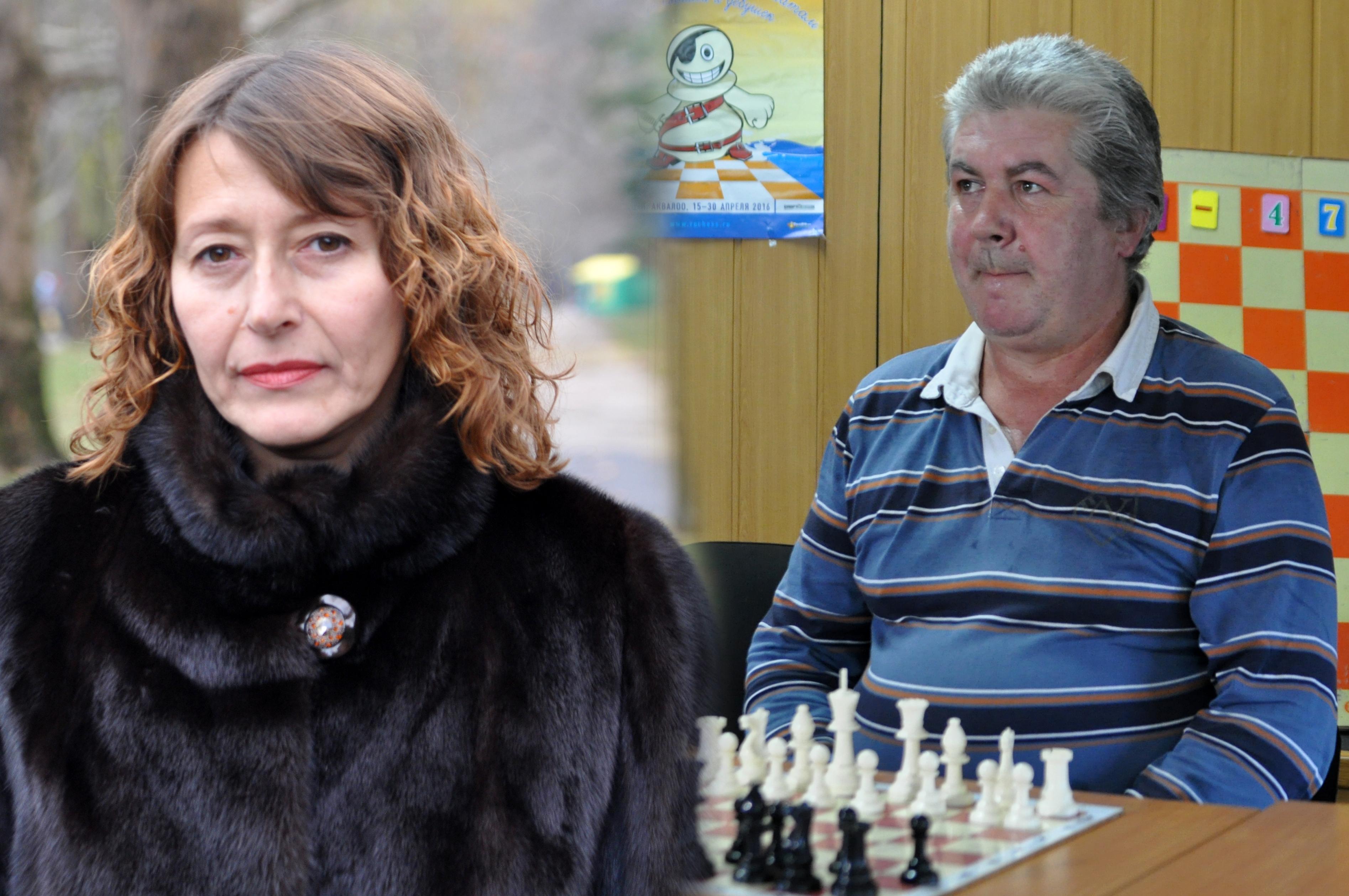 Татьяна и Александр Карякины переживают за сына.