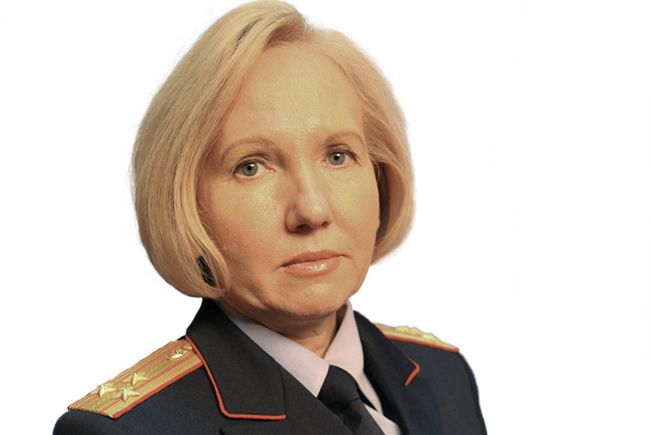 Официальный представитель СК России Светлана Петренко.