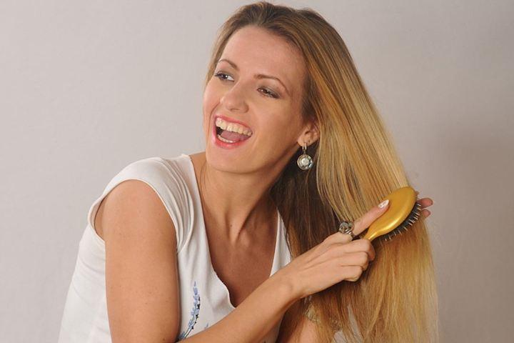 """Иногда волосы так тяжело расчесать, что со временем они сваливаются в """"дреды"""""""