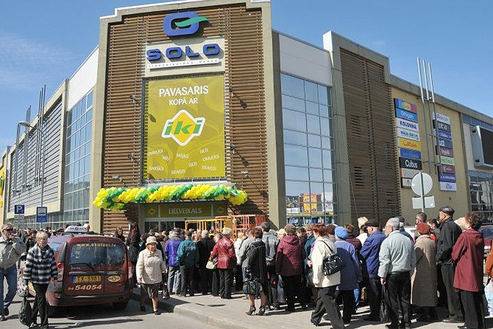 Литовская сеть розничной торговли Iki может быть продана шведской компании ICA Gruppen. Фото: с сайта Grani.lv
