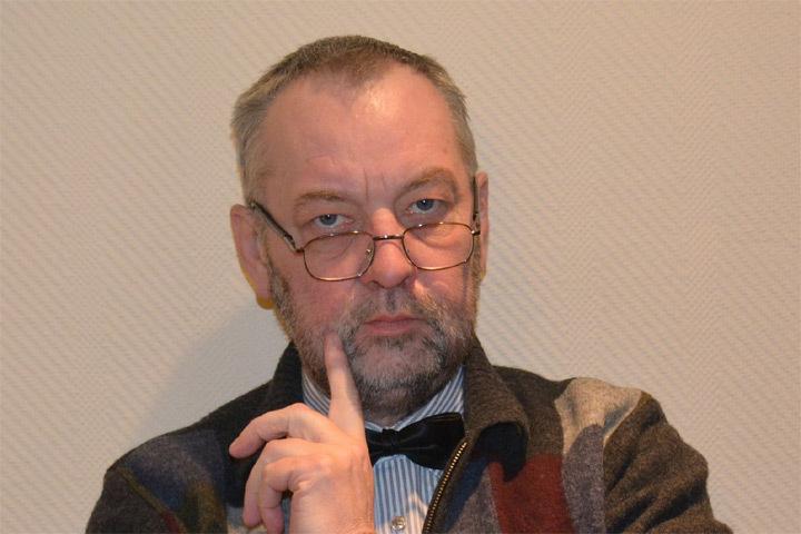 Эстонский режиссер Неэме Кунингас. Фото: с сайта allevents.in