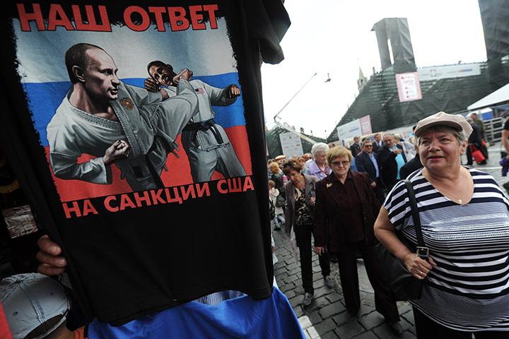 Порядка 71% россиян выступают за реанимацию былой дружбы с Западом.