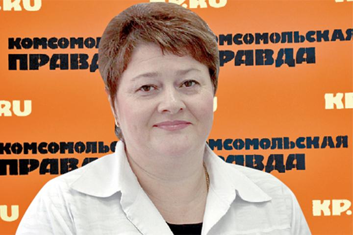 Галина Васильевна Мытник.
