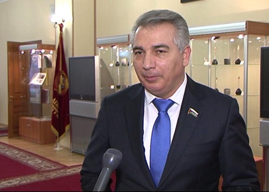 Эдуард Омаров о послании губернатора: необходимо и дальше повышать инвестиционную привлекательность Тюменской области