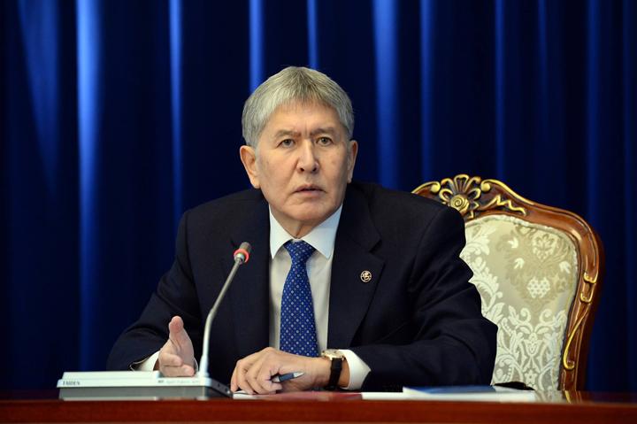 Алмазбек Атамбаев: «Если мы хотим будущего для ЕАЭС, то должны быть на равных условиях внутри союза».
