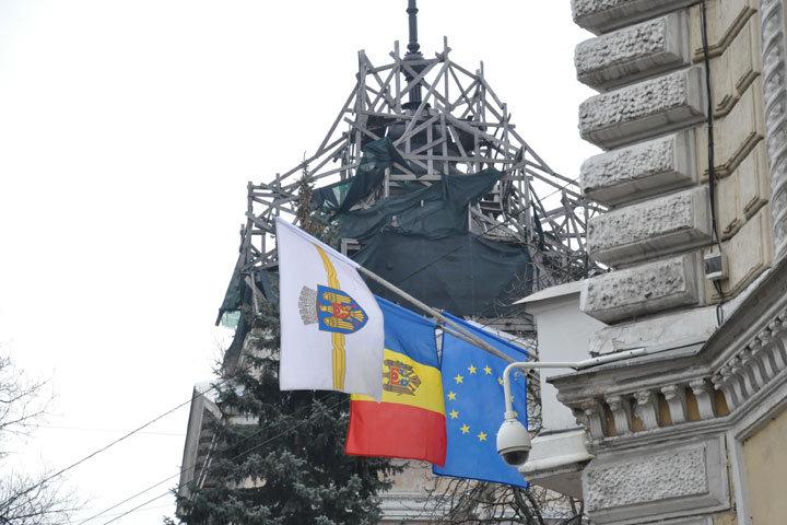 В перечне Агентства по инспектированию и реставрации в Кишиневе около 700 памятников архитектуры