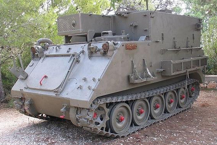 Германия поставит в Литву бронемашины, которые стали выпускать ещё в 1962 году. Фото: с сайта obzor.lt