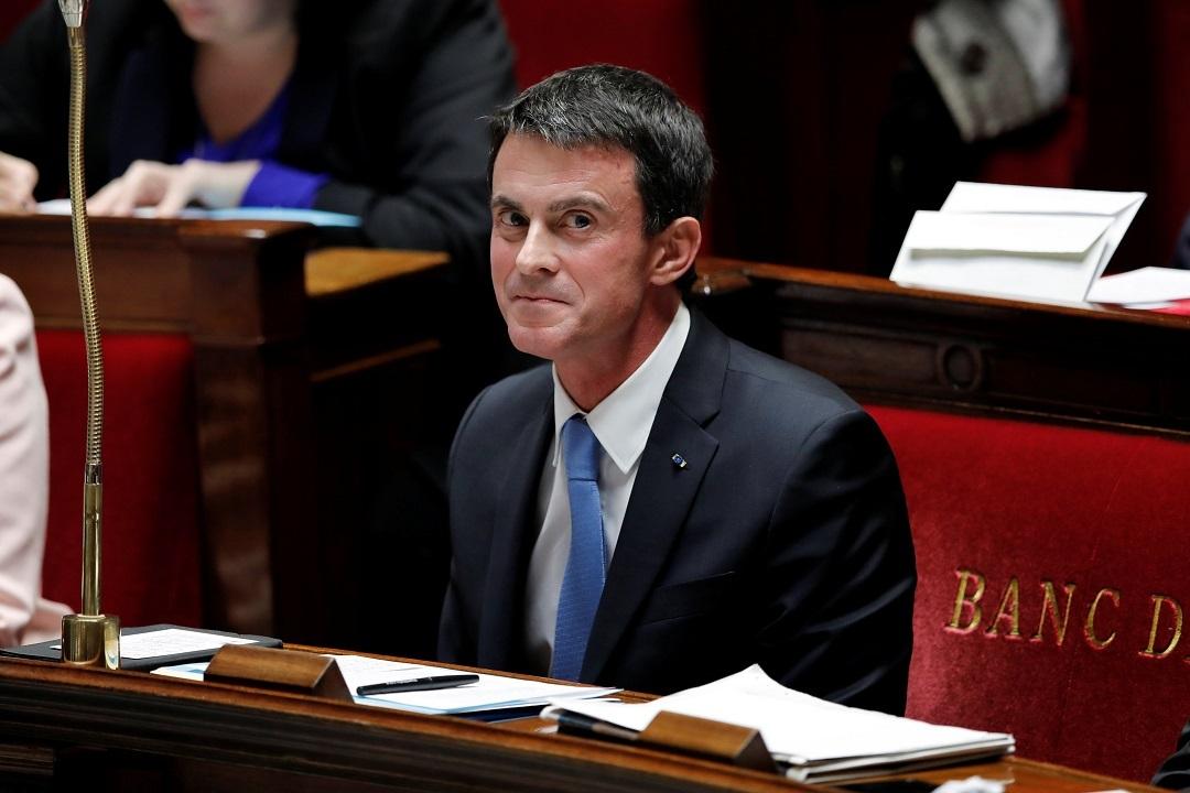Премьер Франции Мануэль Вальс подал вотставку, руководство возглавил Бернар Казнев