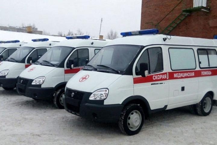 Доконца года вУдмуртию поступят еще 26 авто «скорой помощи»