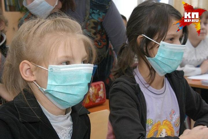 Один детский парк и17 классов вшколах Удмуртии закрыты накарантин
