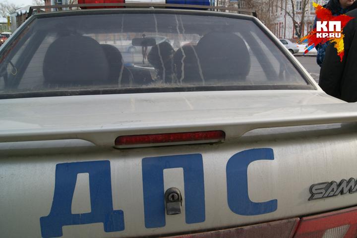 НаБайкальском тракте шофёр микроавтобуса сбил насмерть мужчину
