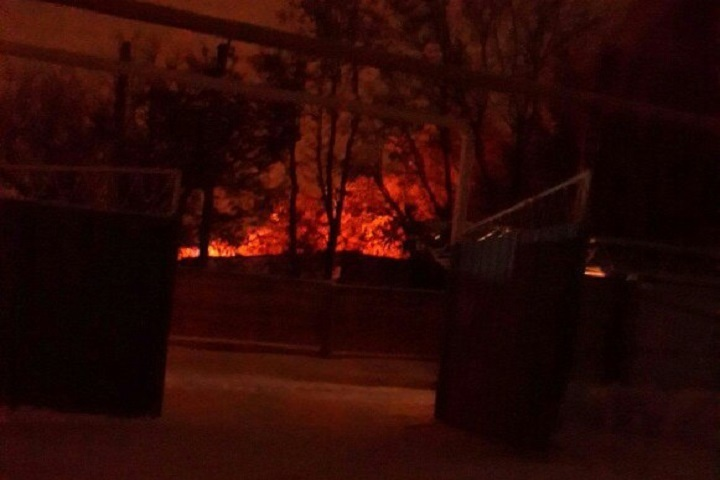 Погибли 5 человек, вынуждены прибегнуть кпомощи медиков шестеро— Пожар вТатарстане