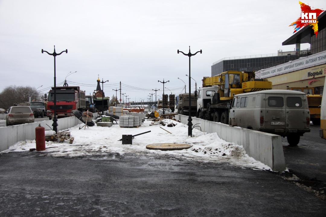 «Сибмост» завершил реконструкцию моста висторической части Барнаула за210 млн руб