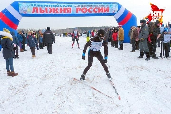 В «Жемчужине Сибири» пройдут Всероссийские состязания полыжным гонкам