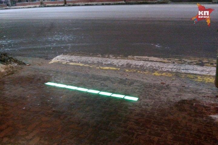 ВРязани появились первые «наземные» светофоры