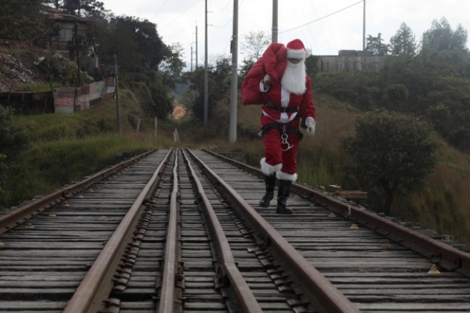 ВГреции совершено ограбление вкостюме «Деда Мороза»