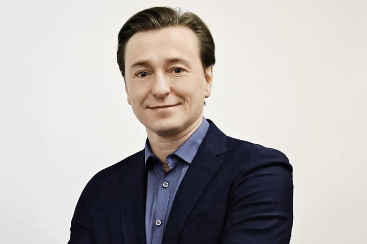 Народный артист России Сергей Безруков.