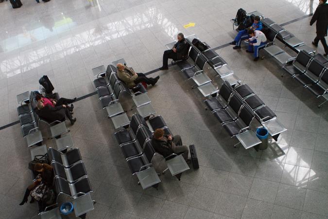 Основной этап возведения нового терминала аэропорта Анапы завершен