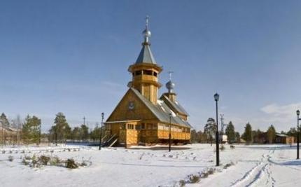 В преддверии рождественских мероприятий храмы и церкви Югры проверили на безопасность 86.mchs.gov.ru