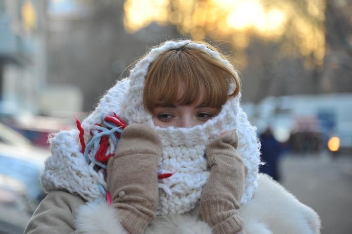 Атлантический циклон принес вПермский край рождественские морозы до-31°
