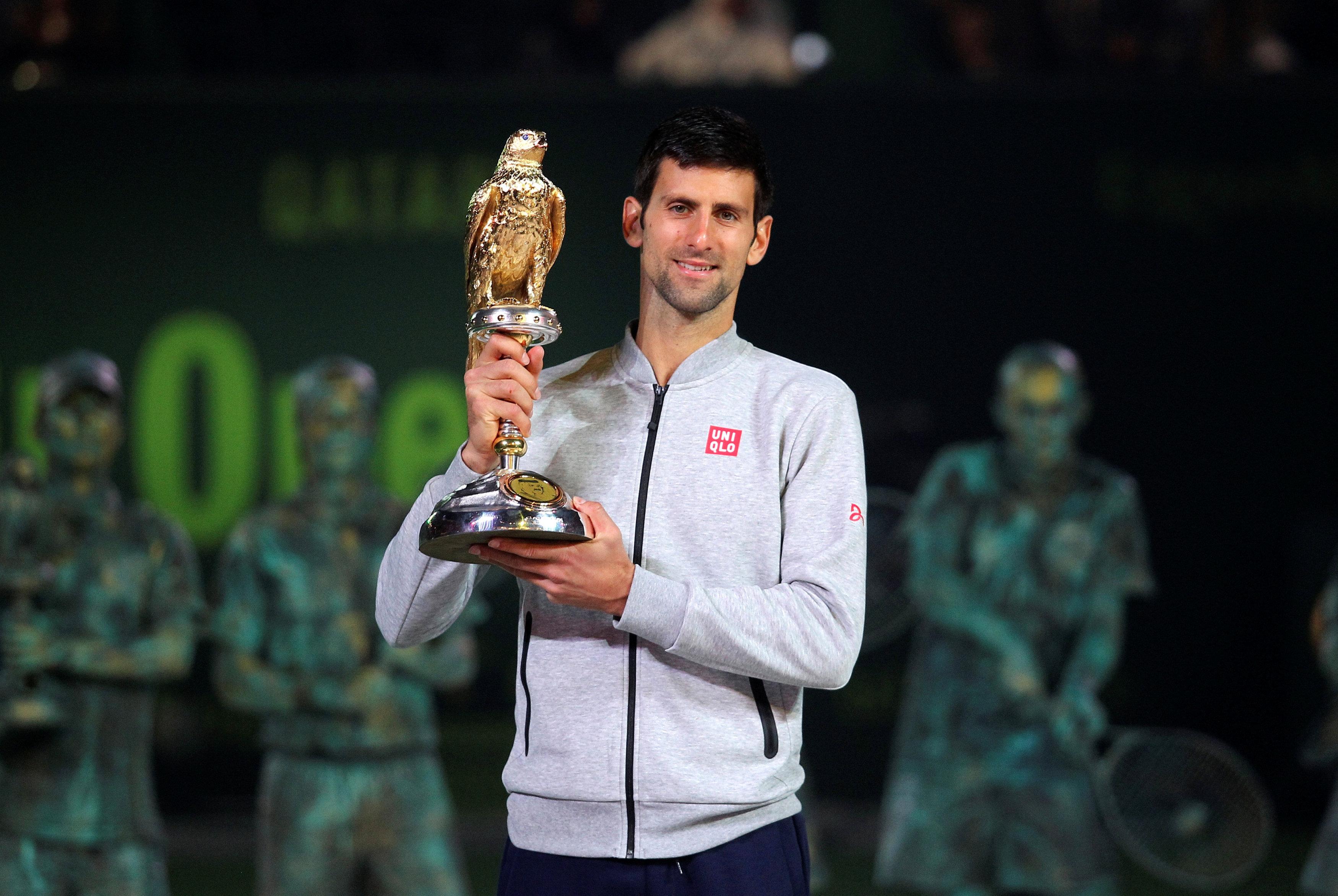 Вфинале Новак Джокович победил Энди Маррея— Доха