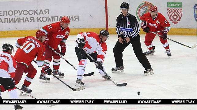 Команда Беларуссии одолела настарте Рождественского турнира сборную ОАЭ