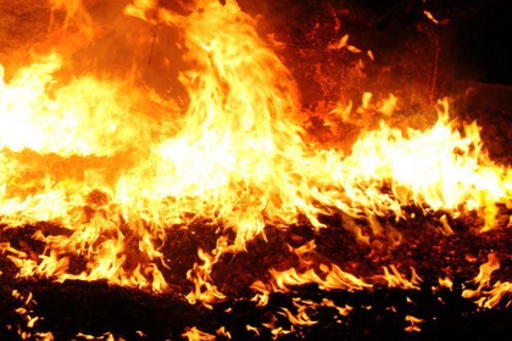 ВМиассе женщина погибла при пожаре, задремав ссигаретой вкровати