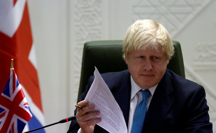 Борис Джонсон призвал Англию иСША недемонизировать Российскую Федерацию